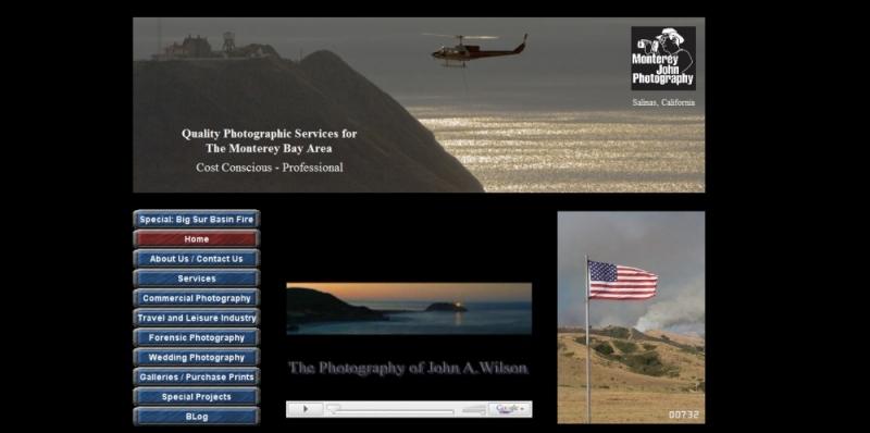 MontereyJohn Web Site