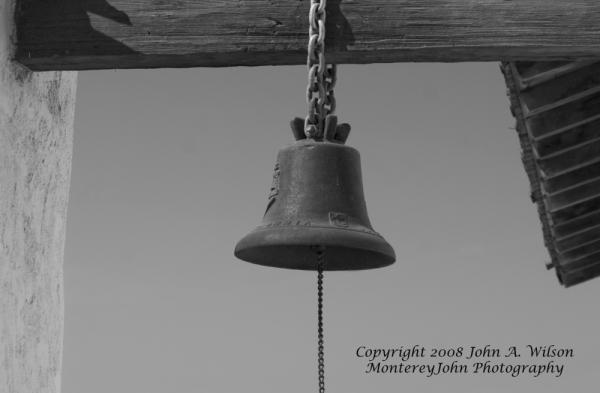 Mission Bell at Mission Soledad, Soledad, CA