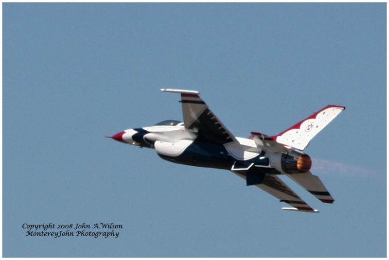 California International Airshow Salinas Ca F16