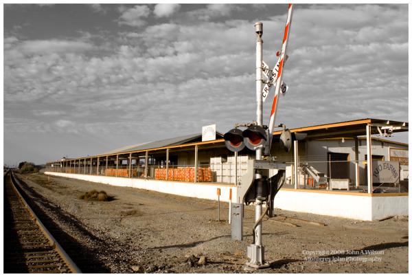 Loading Dock at King City