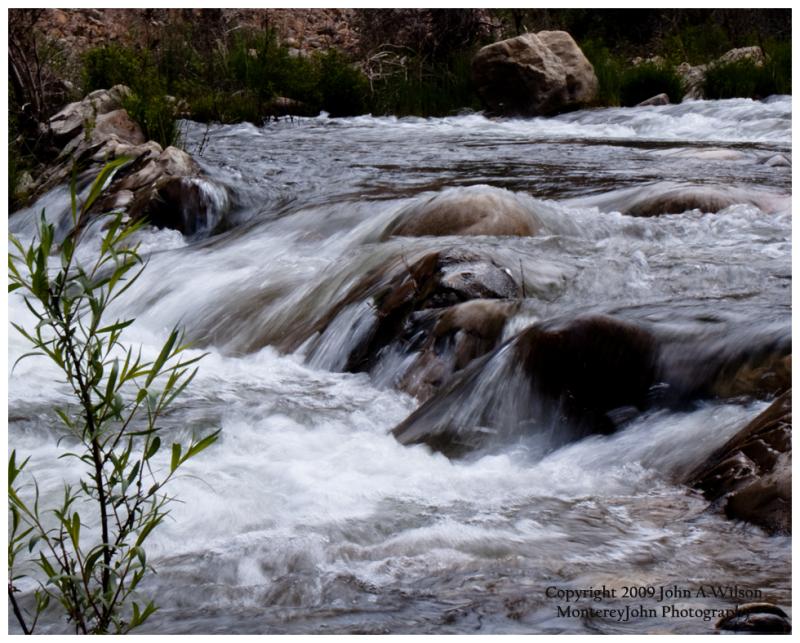 Arroyo Seco Rapid