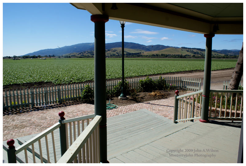 Davis Home in The Salinas Valley