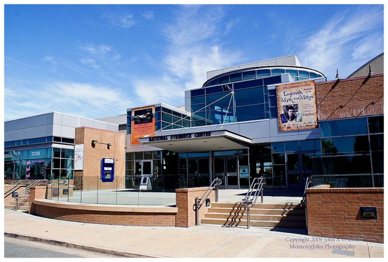Steinbeck Center, Salinas, CA