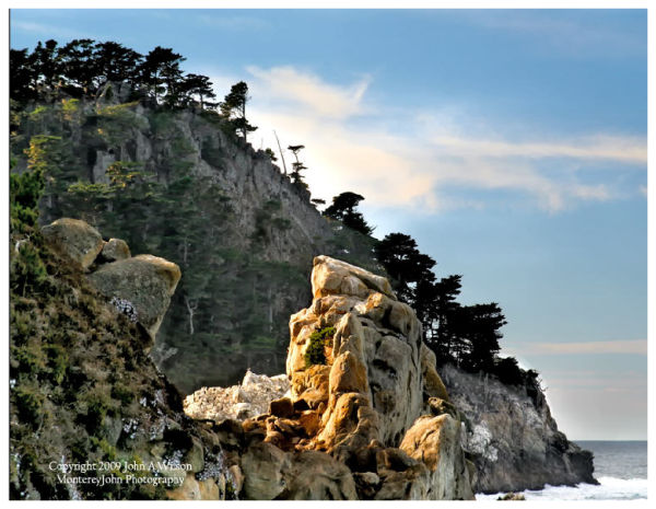 Point Lobos, Carmel, CA
