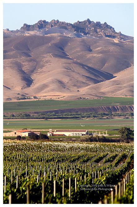 Pinnacles National Monument, Salinas Valley. CA