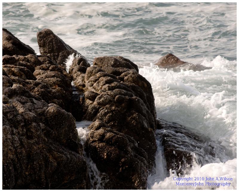 Pacific Grove, CA rocks