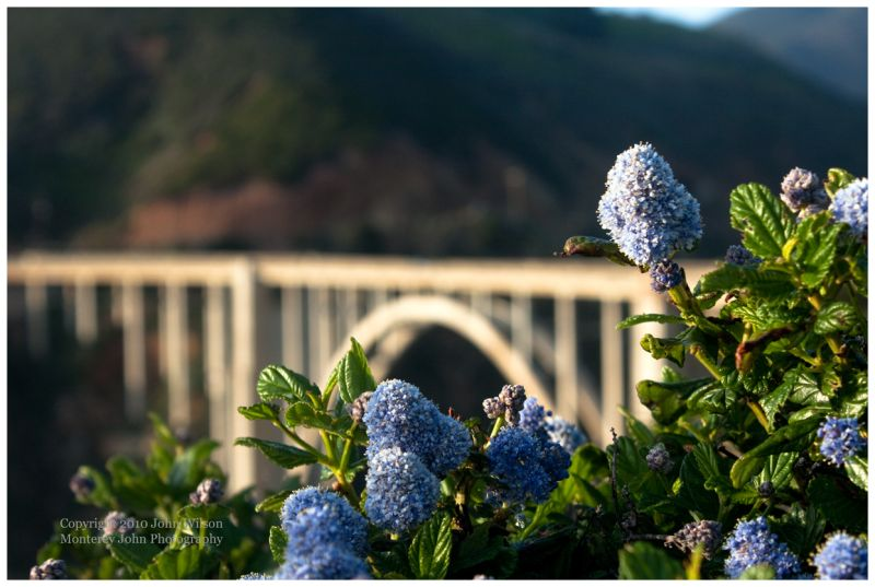 Bixby Bridge, Big Sur, CA