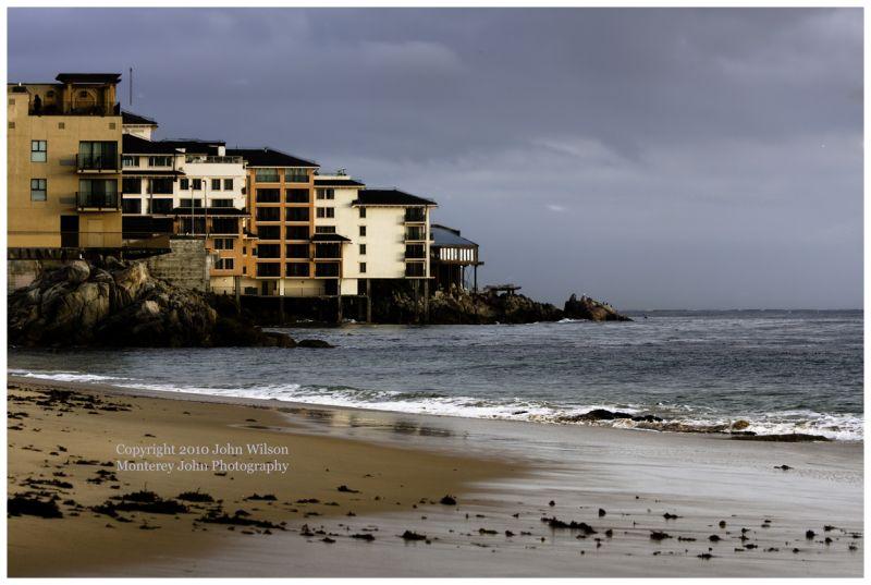 Monterey Bay Plaza Hotel