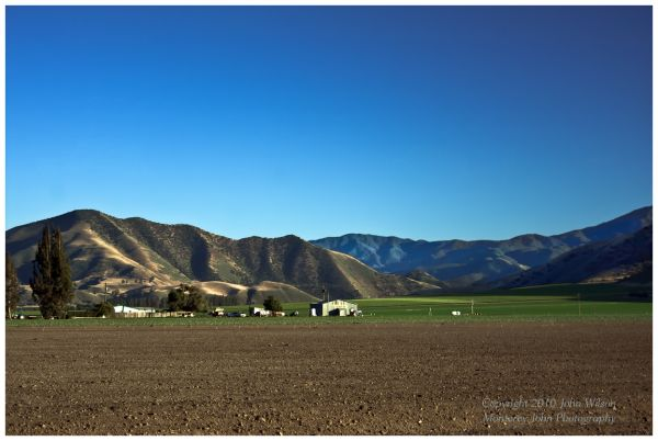 Arroyo Seco, Salinas Valley HDR