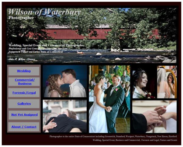 Wilson of Waterbury Website