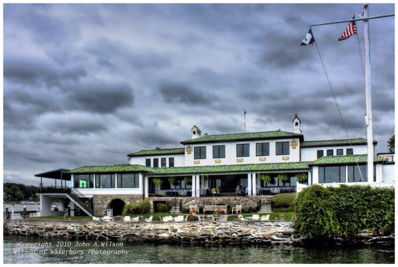 Indian Harbor Yacht Club, Greenwich, CT