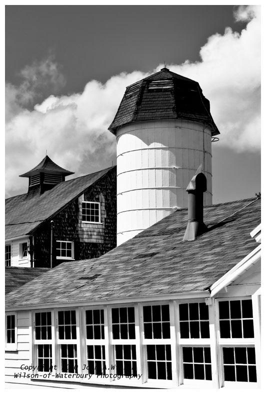 Connecticut Farm Buildings