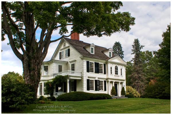 Bellamy-Ferriday House, Bethlehem, CT