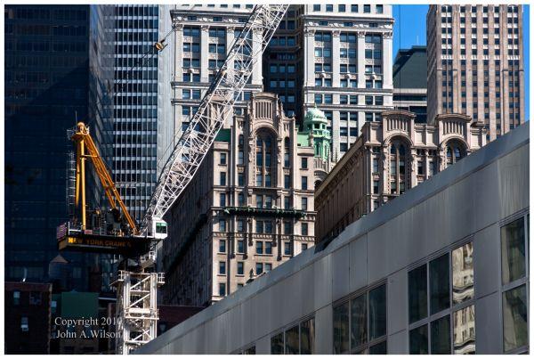 World TradeCenter Construction 9/11/2010