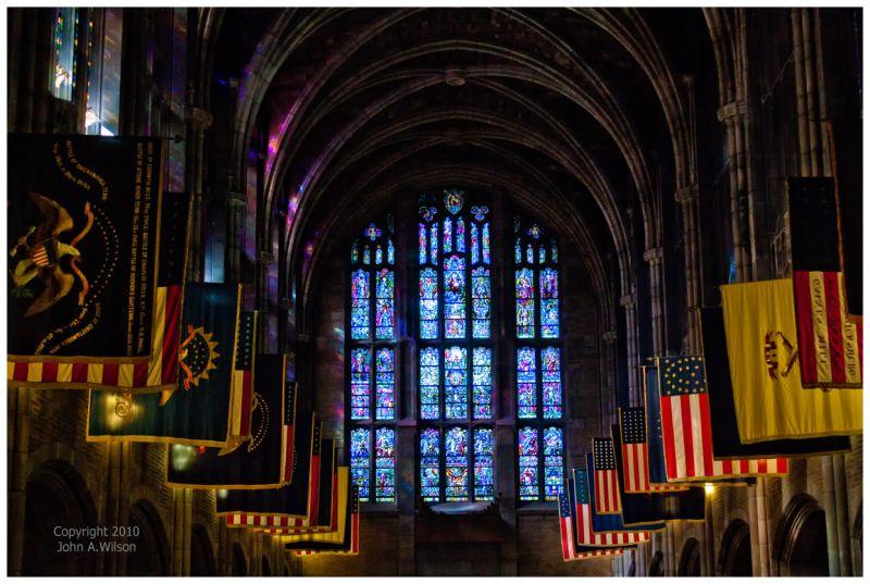 Interiot Cadet Chapel, West Point