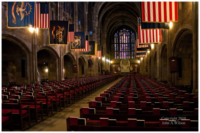 Cadet Chapel at West Point