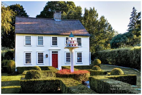 Colonial House Essex Connecticut