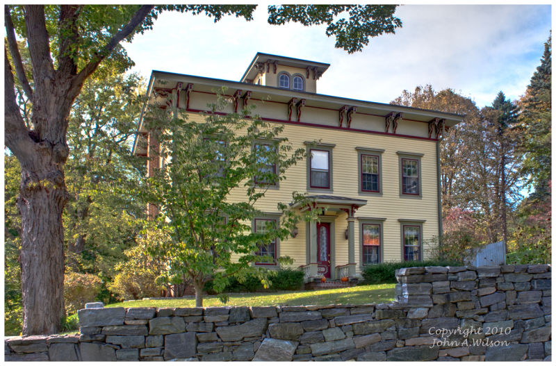 New Milford, CT home