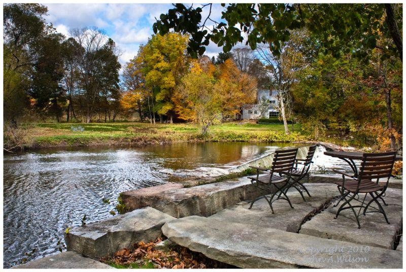 Fall color roxbury Connecticut