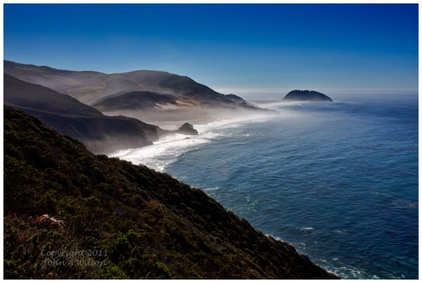 Point Sur, Big Sur, CA