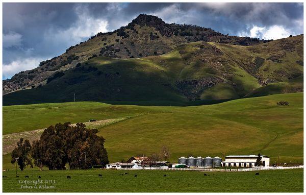 San Benito County, Santa Anna Valley