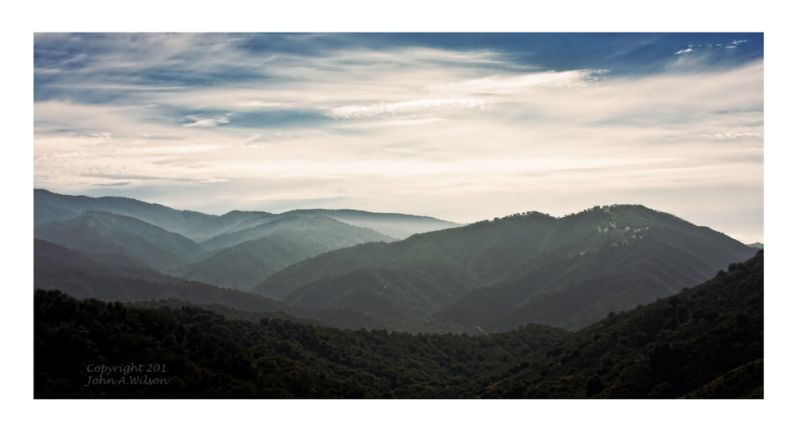 Atop Robinson Canyon Road, Carmel Valley, CA