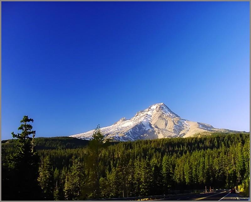 Mt Hood hwy 35