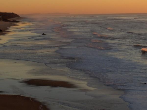 Pôr do sol em S. Pedro de Moel - Sunset
