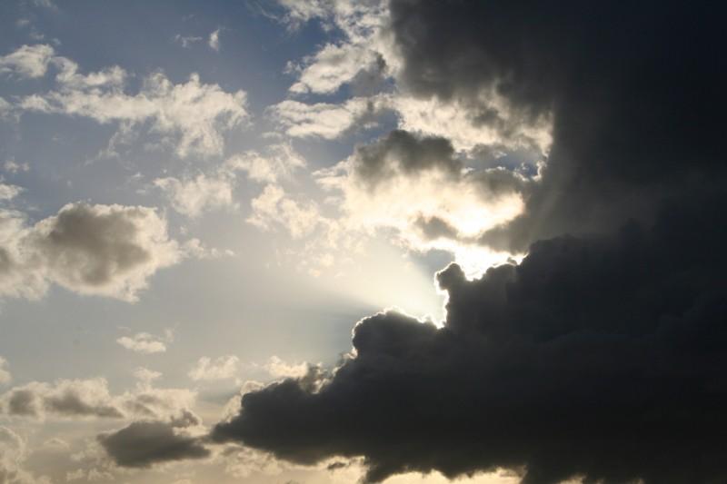 Depois da tempestade, vem sempre a bonança