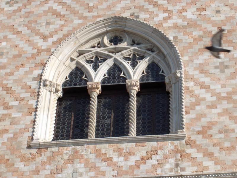 Janela do Palazzo Ducale