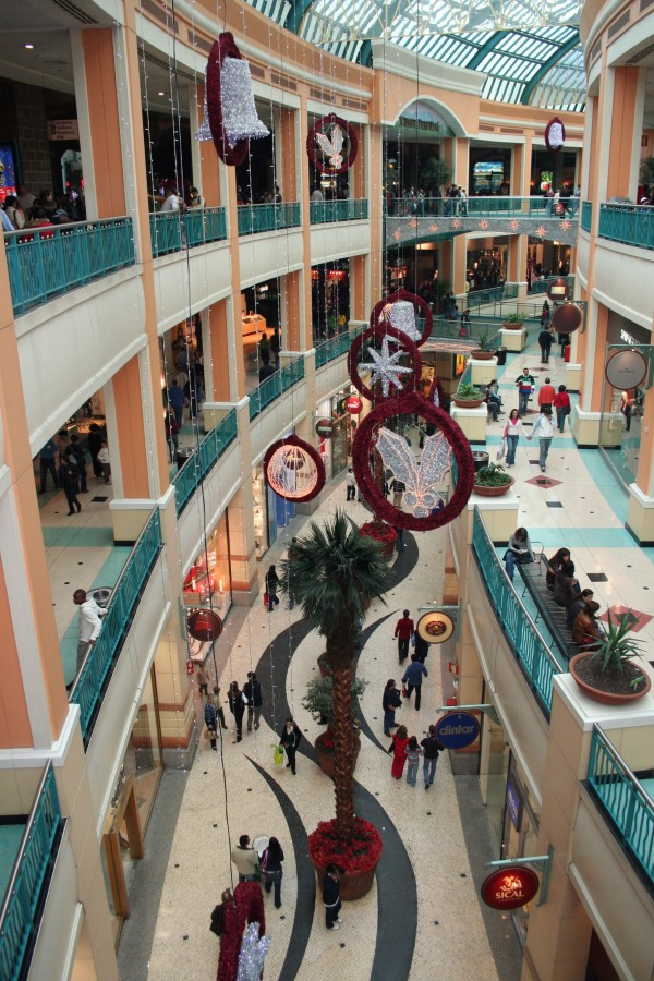 Natal no Centro Comercial Colombo