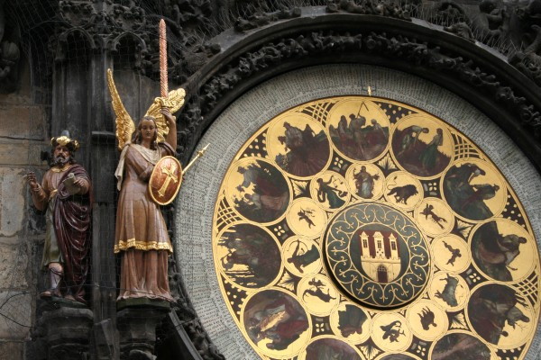 Relógio Astronómico - Astronomical Clock