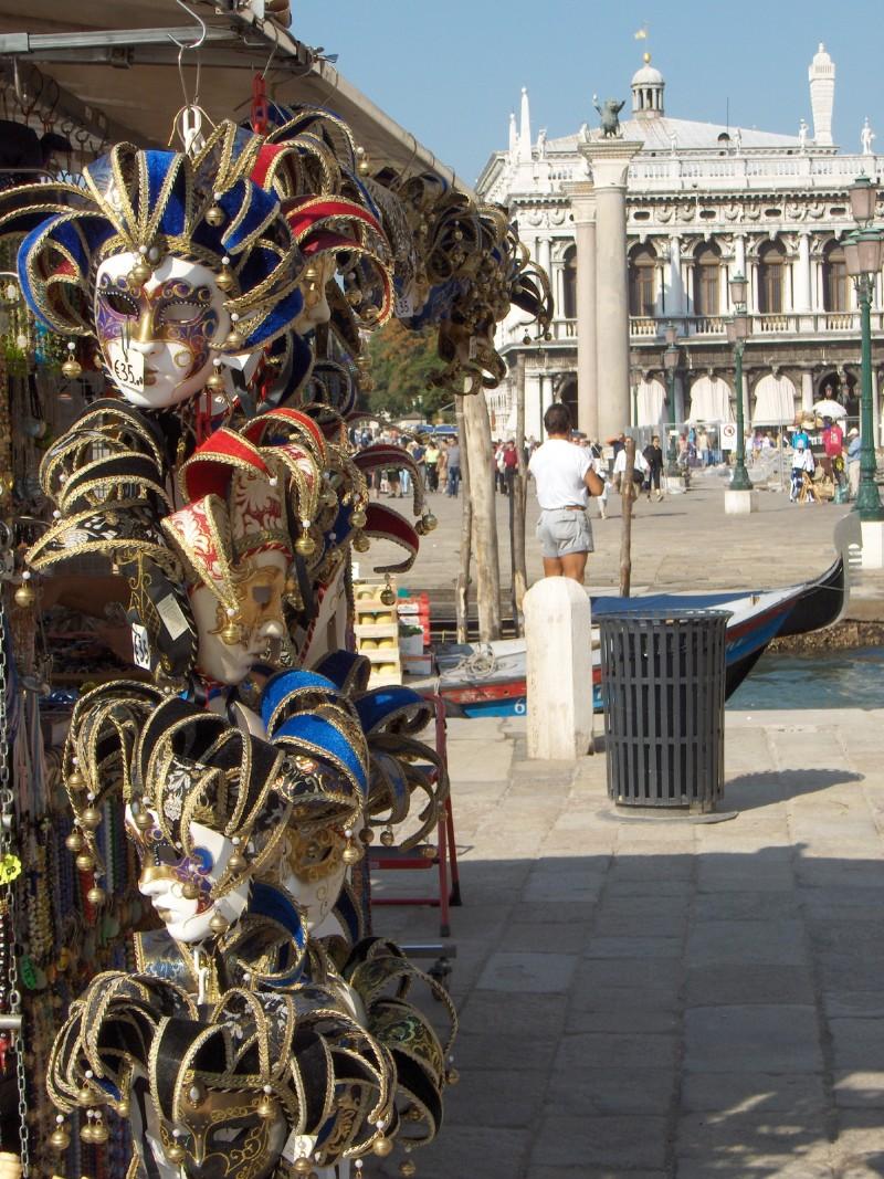 Masks, Carnival, Venice