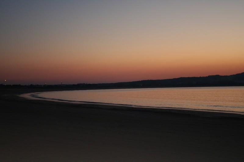 Sunset,dunas s-martinho-do-porto