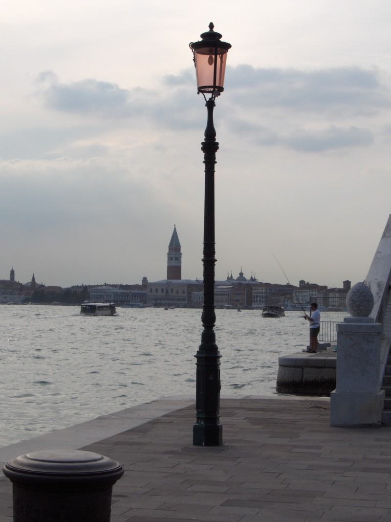 Candeeiro em Veneza - Lamp in Venice
