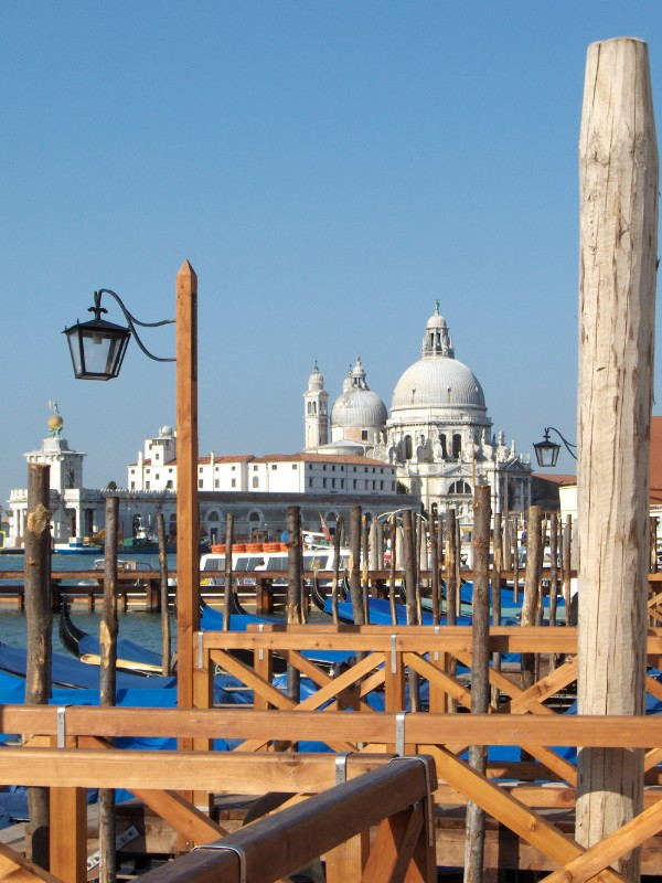 Candeeiro em Veneza II - Lamp in Venice II