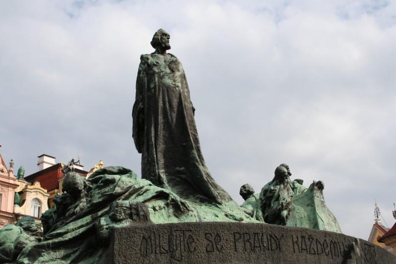 Jan Hus, Praga, República Checa