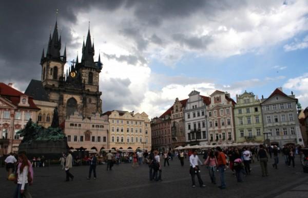 Praça da Cidade Velha