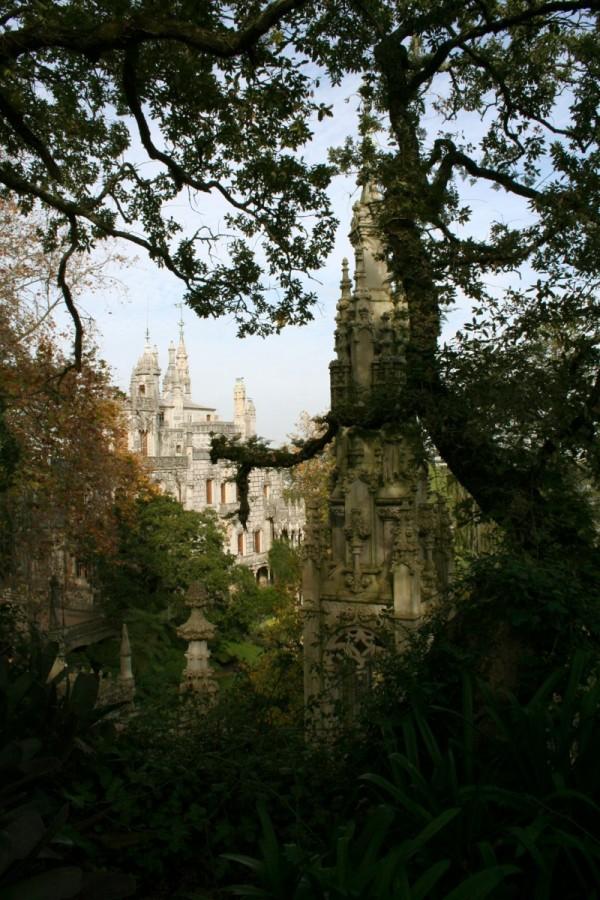 Sintra- Quinta da Regaleira