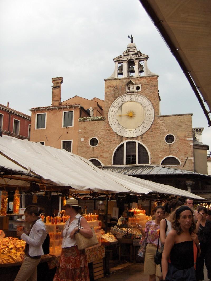 No Mercado