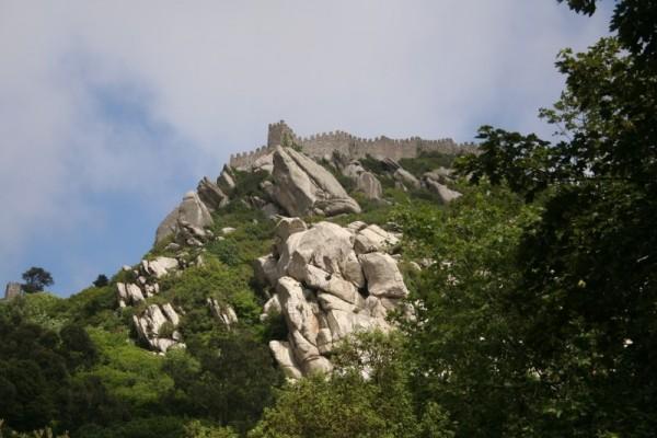 Sintra, Castelo dos Mouros