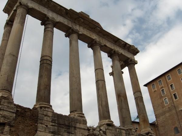 II. Fórum Romano - Forum Romanum