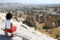 Me in Kapadokya