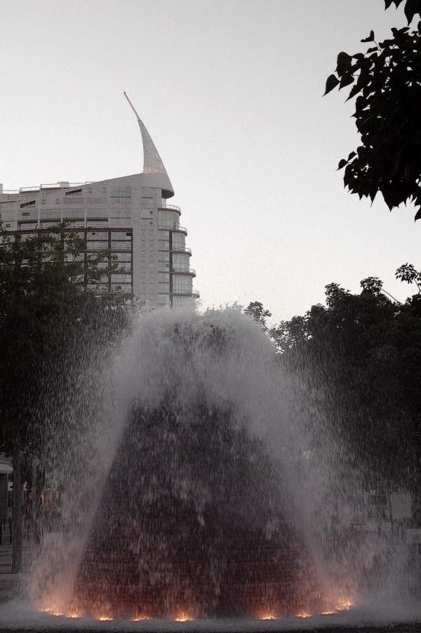Vulcão de água