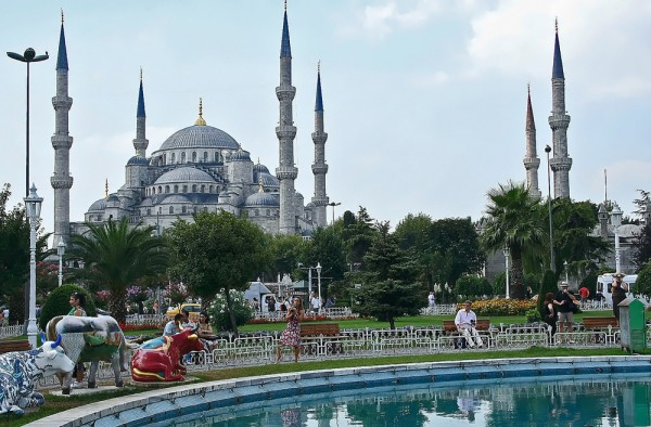 Mesquita azul - Blue Mosque
