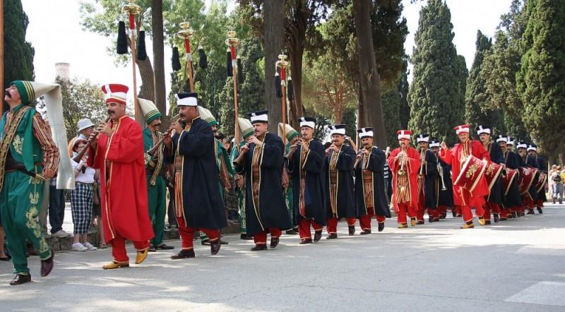 No Palácio Topkapi II