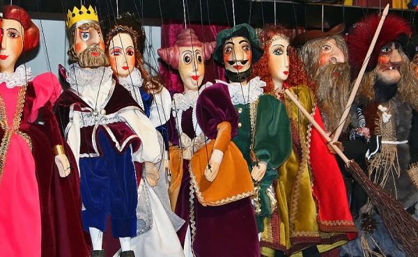 praga marionetas