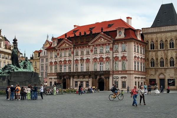 Palácio Goltz-Kinský