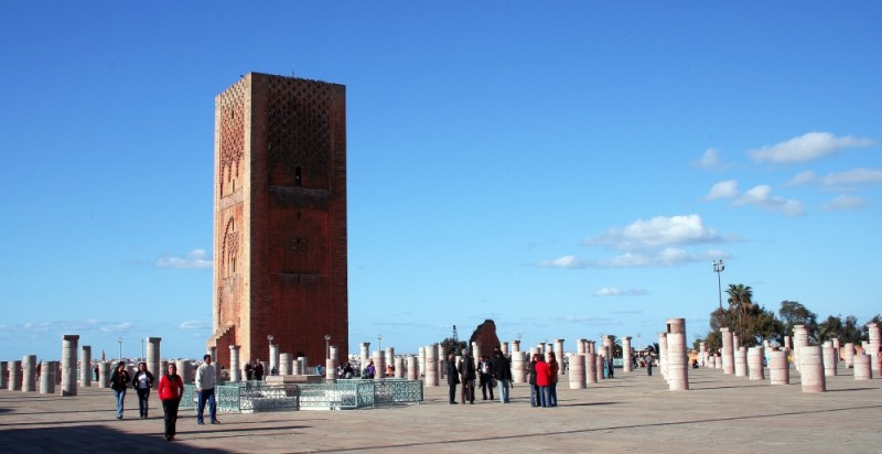 Torre Hassan - Hassan Tower