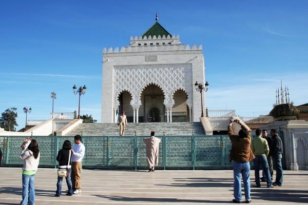 Mausoléu de Mohamed V